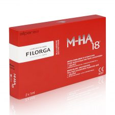 Filorga M-HA 18 is complemented by about 1.8% of hyaluronic acid that plays a big role in rehydrating he skin and making it glow as it should.
