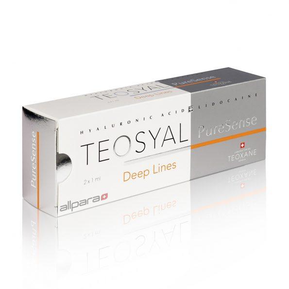 Teosyal ® PureSense Deep Lines
