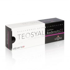 Teosyal PureSense Redensity One 3 ml contains a high volume of hyaluronic acid