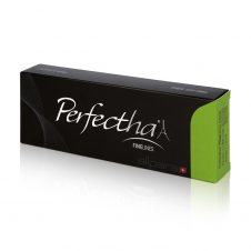 Perfectha Fine Lines is designed for reduction of the dark circles, correcting crow's feet. It removes perioral lines and wrinkles, and erase periorbital lines.