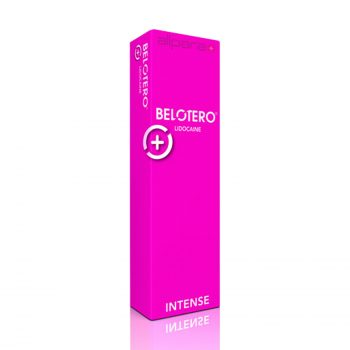 Belotero Intense is a hyaluronic acid-based dermal filler