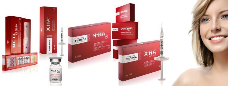 Filorga ® – Explorez et restez contents des résultats