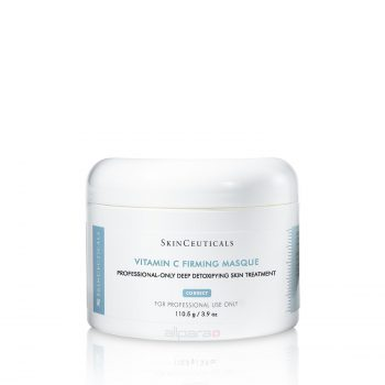 SkinCeuticals Vitamin C Firming Masque 110 g is intended to tighten, cleanse and purify skin.