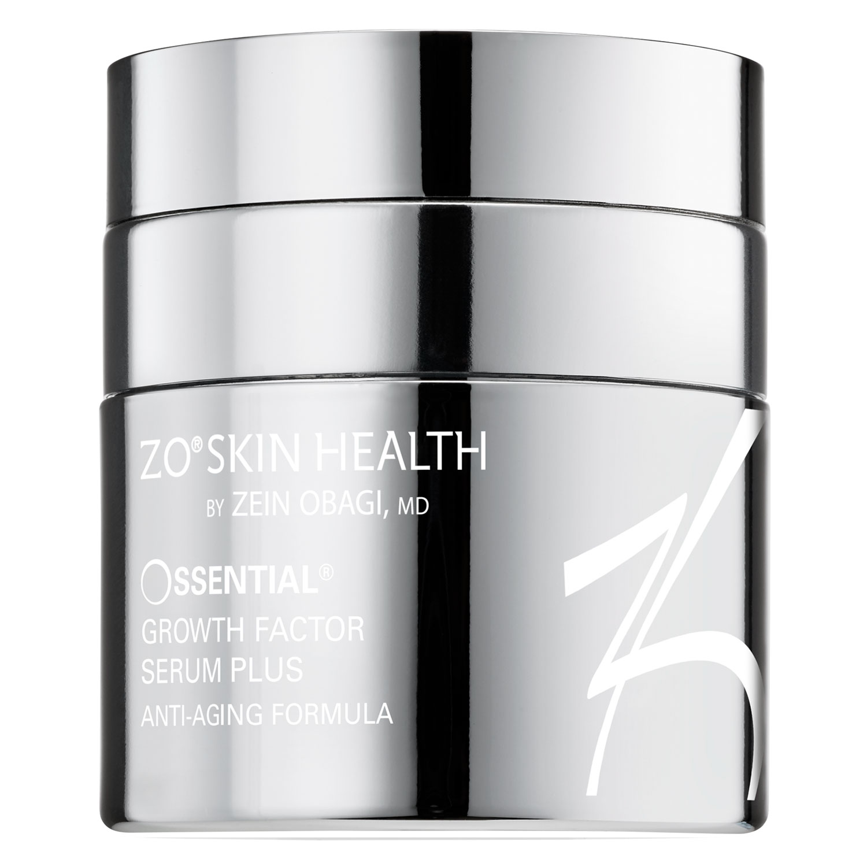Skin Health: ZO Skin Ossential Growth Factor Serum Plus ®. Buy Online