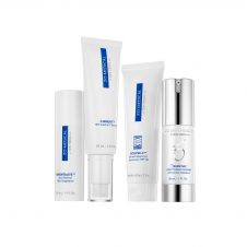 ZO Skin Medical Non HQ Brightening System ® is developed for treating hyper-pigmentation, and contains no hydroquinone.