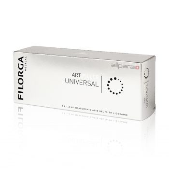 Filorga Art Filler Universal reduces wrinkles and restores the volume of the face.