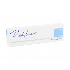 Restylane Vital Light is a new method for skin rejuvenation.