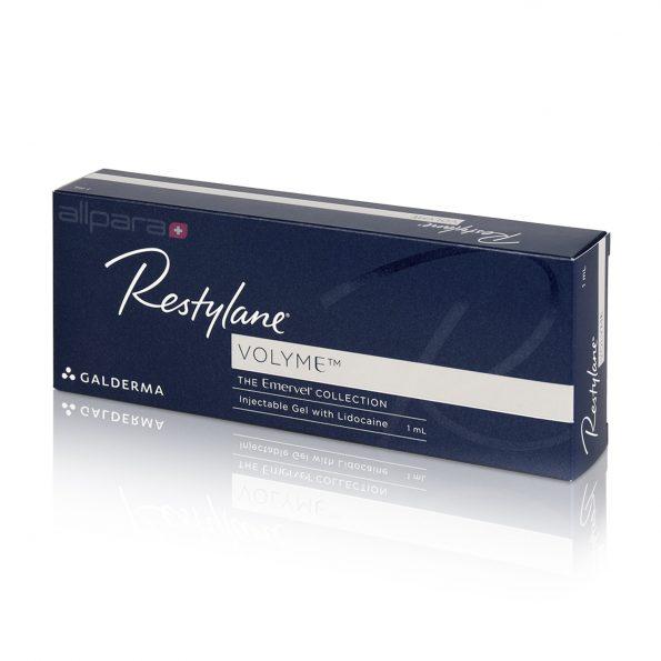 Restylane ® Volyme ™ (Emervel ® Volume)