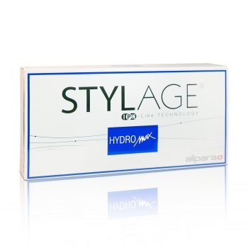 Stylage HydroMax is a hyaluronic acid dermal filler.