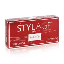 Stylage Special Lips Lidocaine is a dermal filler designed especially for lips