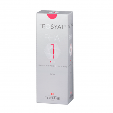 Teosyal ® RHA ™ 1 is a dermal filler, which is based on hyaluronic acid.