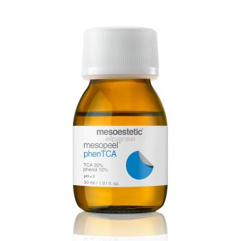 Mesopeel phenTCA is a medium to deep self-neutralizing peel indicated for treatment of acne scars and severe aging.