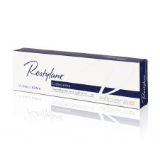 Restylane Lidocaine is sterile gel of non-animal origin hyaluronic acid with 0.3% lidocaine.