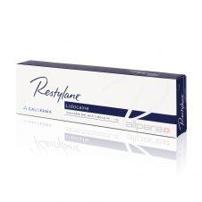 Restylane Lidocaine is sterile gel of non-animal origin hyaluronic acid with 0.3% lidocaine.