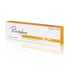 Restylane Skinboosters Vital Lidocaine is a safe dermal filler that is developed specifically for cosmetology needs.