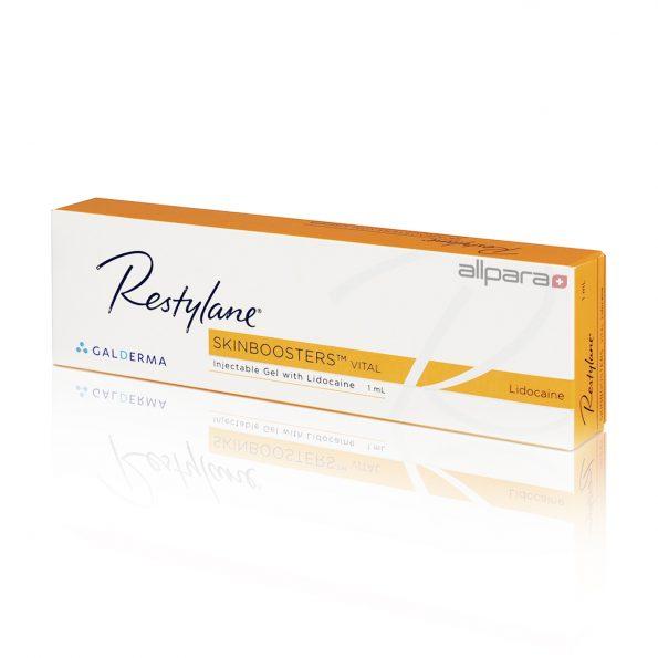 Restylane ® Skinboosters ™ Vital Lidocaine