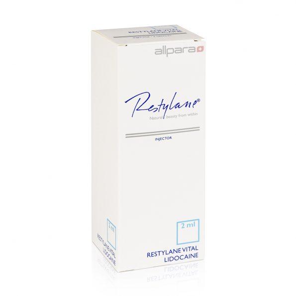Restylane ® Vital ™ Injector Lidocaine