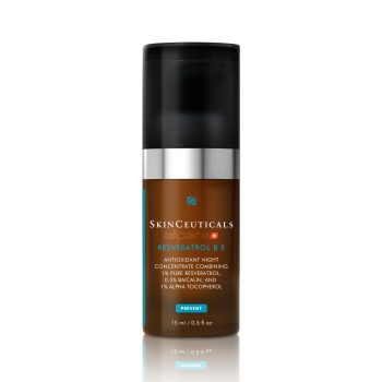 SkinCeuticals Resveratrol B E 15 ml is a true anti-oxidant product, as it boosts internal antioxidant defenses.