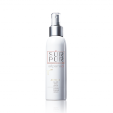 Sur Pur Amber Clean Illume Tonic Lotion an effective anti-oxidant, and also stimulates cellular interactions to generate new skin.