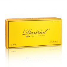 Vivacy Desirial is specially designed for treatment of vaginal atrophy. It is based on a cross linked hyaluronic acid of non-animal origin.
