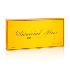 Vivacy Desirial Plus is a dermal filler which is used to treat vaginal atrophy, imperfections of the vulva, and symptoms of fat loss of the labia majora.