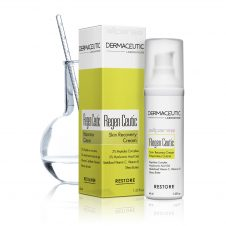 Dermaceutic Regen Ceutic is a recovery skin cream designed to nourish and firm the skin.